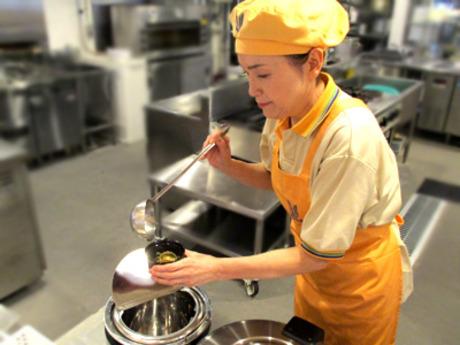 【経験・資格不問!】小規模保育園での調理・調理補助のお仕事です。
