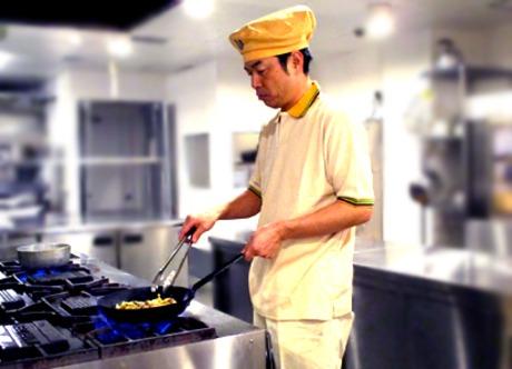 【働きやすい職場】クリニックでの調理補助のお仕事です。